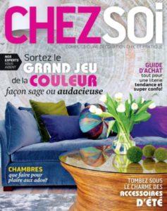 Chez Soi magazine Juin 2016