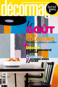 Decormag magazine Avril 2015