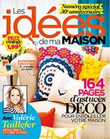 Les Idées de ma maison magazine june 2014